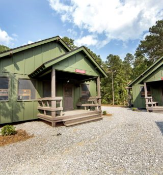 Green Cabins